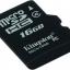 เมมโมรี่การ์ด Kingston Micro SD Card Class 4 (16GB) พร้อมอเดปเตอร์ thumbnail 2