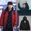 เสื้อแฟชั่นนักร้องเกาหลี เสื้อกันหนาวแฟชั่น EXO CHANYEOL iKON BOBBY thumbnail 1