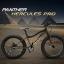 จักรยานล้อโต Panther Hercules 4.9 ,24 สปีด ดิสน้ำมัน เฟรมอลู ดุมแบร์ริ่ง 2016 thumbnail 4