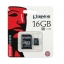 ขาย Micro SD ยี่ห้อ Kingston ความจุ 16GB Class 4 thumbnail 2