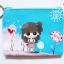 กระเป๋าใส่เศษสตางค์ลายเด็กผู้หญิง thumbnail 8