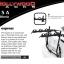 แร็คบรรทุกรถจักรยาน HOLLYWOOD BIKE RACK รุ่น EXPRESS-3 (แร็คจักรยาน) thumbnail 2