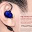 ขาย หูฟังอินเอียร์ KZ ZS2 หูฟังแบบ 2Driver รุ่นล่าสุด เพิ่มSubwoofer ให้เบสหนักขึ้น thumbnail 10