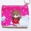 กระเป๋าใส่เศษสตางค์ลายเด็กผู้หญิง thumbnail 12