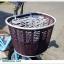 """จักรยานซิตี้ไบค์ FINN """" SMART USA"""" ล้อ 26 นิ้ว 7 สปีด ชิมาโน่เฟรมเหล็ก พร้อมตะกร้า thumbnail 6"""