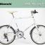 จักรยานมินิ Bianchi Mini Velo 8 FlatBar ,8สปีด ชุดขับคลาริส thumbnail 3