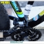 """จักรยานล้อโต TRINX FAT-BIKE """"M516DC"""" 26"""" 27สปีด ดิสน้ำมัน เฟรมอลู ดุมNovatec Bearing 2016 thumbnail 15"""