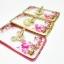 เคสลายดอกไม้ขอบโครเมียมแต่งแหวนเพชร ซัมซุง เจ 2 thumbnail 16