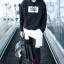 เสื้อคลุม/เสื้อกันหนาวแขนยาว EXOKRIS สีดำ (เสื้อKRIS EXO) thumbnail 3