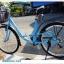 """จักรยานซิตี้ไบค์ FINN """" SMART USA"""" ล้อ 26 นิ้ว 7 สปีด ชิมาโน่เฟรมเหล็ก พร้อมตะกร้า thumbnail 9"""