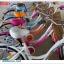 จักรยานทรงแม่บ้านญี่ปุ่นวินเทจ WCI รุ่น WENDY วงล้อ 24 นิ้ว thumbnail 3
