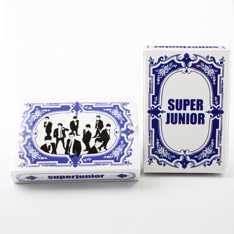 ไพ่ SJ SUPER JUNIOR