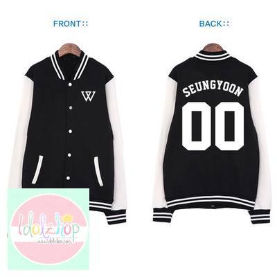 เสื้อเบสบอล WINNER YG 2014 SEUNGYOON 00