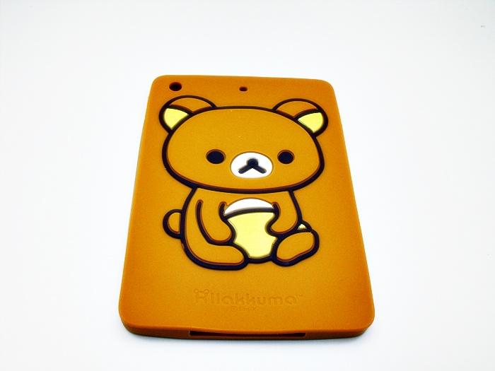 เคสซิลิโคนลายคุมะ Ipad mini 1/2/3