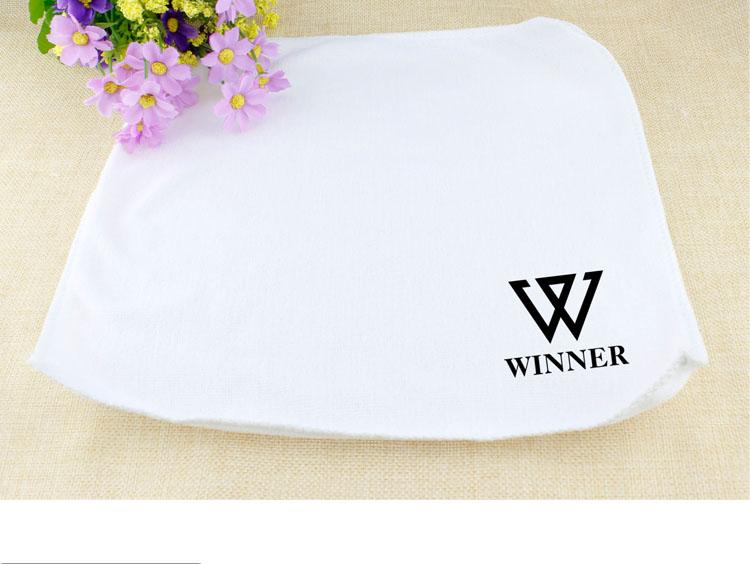 ผ้าเช็ดหน้า WINNER