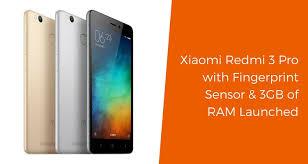Xiaomi Redmi3 PRO(แถมเคส)