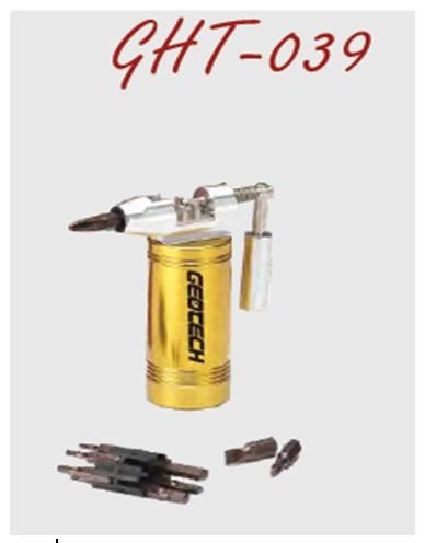 ชุดเครื่องมือ GEOTECH (GHT-039) HEX2-6,PH1/2,-S5,T10/25/27 ALLOY CHAIN TOOL