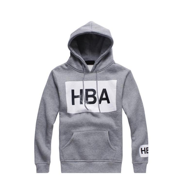 เสื้อ EXO HOOD BYAIR HBA (สีเทา)