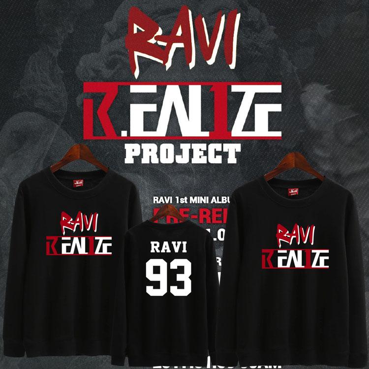 เสื้อแขนยาว (Sweater) RAVI - R.EAL1ZE Project