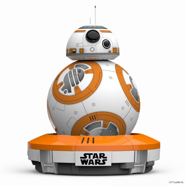 BB-8 (BB 8) By Sphero หุ่นยนต์บังคับ Smartphone ของแท้ ประกันศูนย์ไทย ราคาสุดคุ้ม