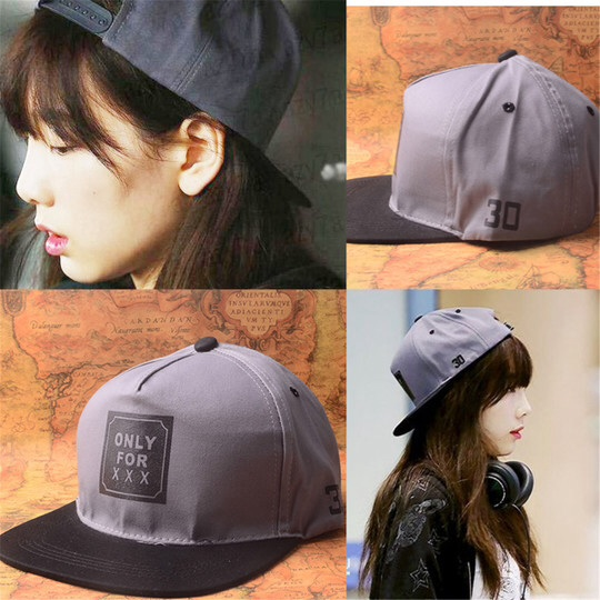 หมวกแฟชั่น Taeyeon TrentaXXX
