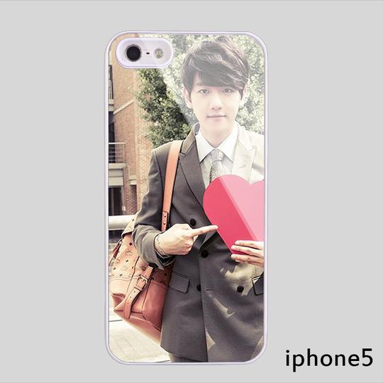 EXO BAEKHYUN เคส iphone 4s/5s