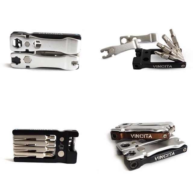 ชุดเครื่องมืออเนกประสงค์ VINCITA HANDY MINI 9 IN 1,A111-BR