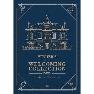 WINNERS WELCOMING COLLECTION DVD [GOOD BYE 2014 - WELCOMING 2015]
