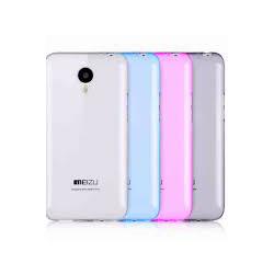 เคสซิลิโคนแบบนิ่ม Meizu M2 Note