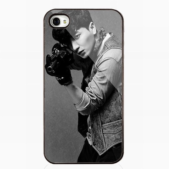 SUPER JUNIOR เคส sj iphone4s/5s Leeteuk