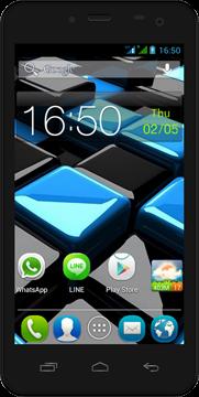 i-mobile IQ 5.3 โทรศัพท์มือถือ android 4.2 ล่าสุด