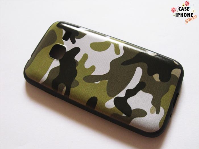 เคสนิ่มลายทหาร ซัมซุง เจ 1 Mini