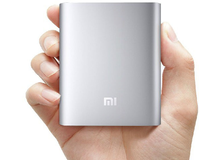 Xiaomi Power Bank 10400 มิลลิแอมป์ เกรด A
