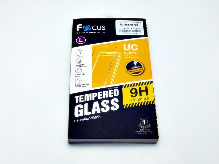 ฟิล์มกระจก โฟกัส (Focus) Samsung A9 Pro