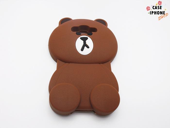 เคสหมีบราวน์ 3D ซัมซุง เจ 7