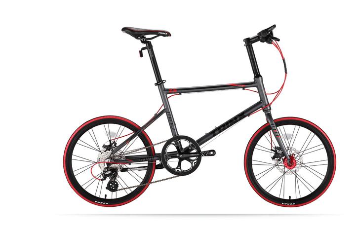 จักรยานมินิ Trinx Mini Z5 เกียร์ชิมาโน่ 8 สปีด เฟรมอลู 2016