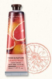 ์Nature Republic Hand Cream :Grapefruit
