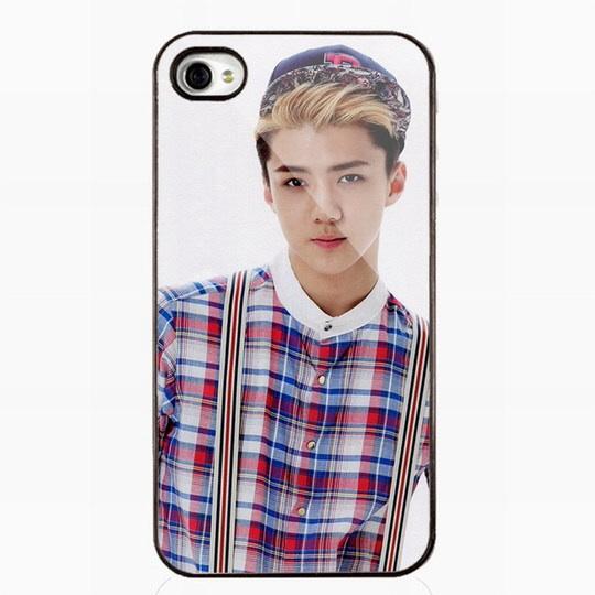 EXO เคส EXO SEHUN DIE JUNGS iphone4s/5s