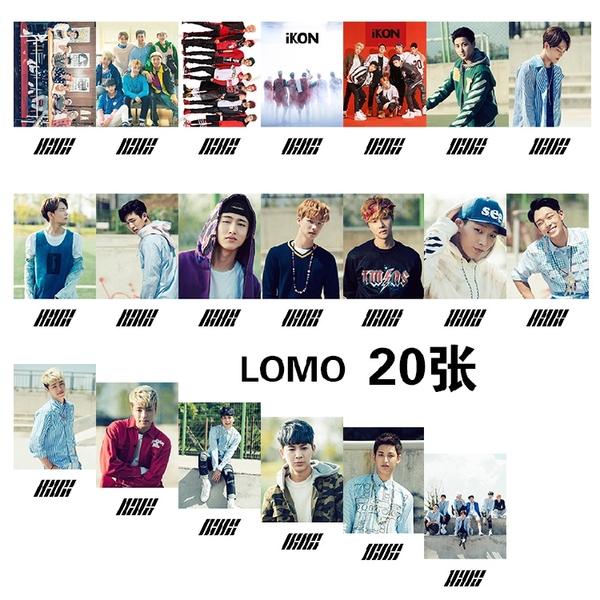IKON LOMO 20 รูป