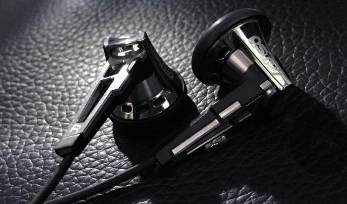 หูฟัง Ostry KC08 หูฟัง Earbud ระดับพรีเมี่ยม High-Fidelity Professional Quality Flat Earbuds Earphones