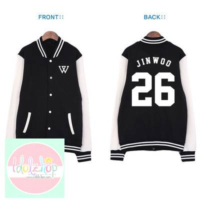 เสื้อเบสบอล WINNER YG 2014 JINWOO 26
