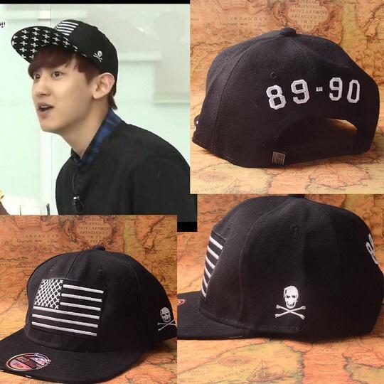 หมวกแฟชั่น EXO Roommate CHANYEOL
