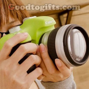 กระปุกออมสินรูปกล้อง DSLR