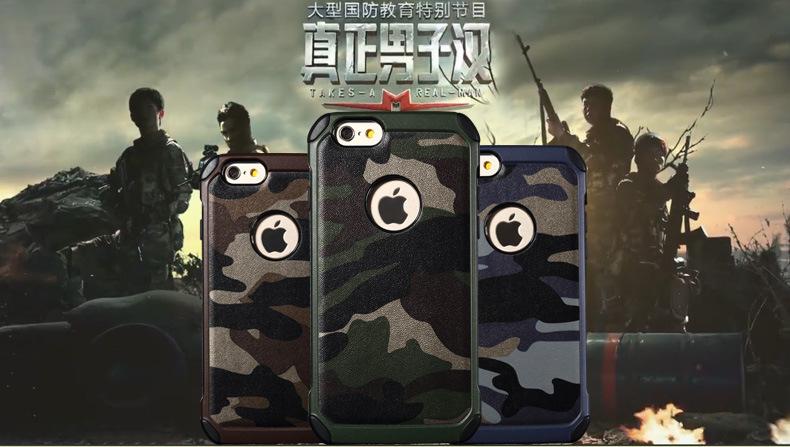 เคสลายทหาร ไอโฟน 6 plus 5.5 นิ้ว