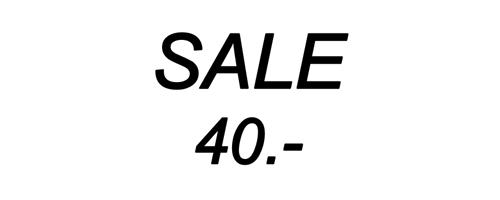 sale 40 บาท