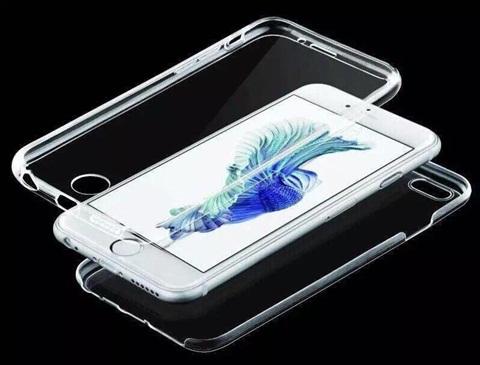 เคสประกบ 360 องศาแบบนิ่ม ไอโฟน (7 plus) 5.5 นิ้ว