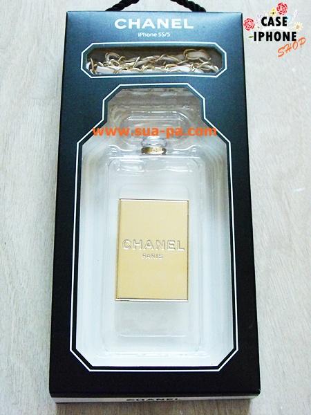 เคสขวดน้ำหอม Chanel Iphone 5/5s