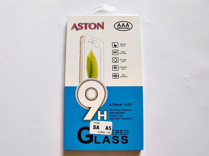 ฟิล์มกระจก Samsung A5 (ASTON)