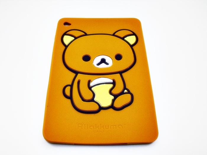 เคสซิลิโคนลายคุมะ Ipad mini 4