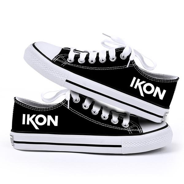 รองเท้าผ้าใบ iKON YG